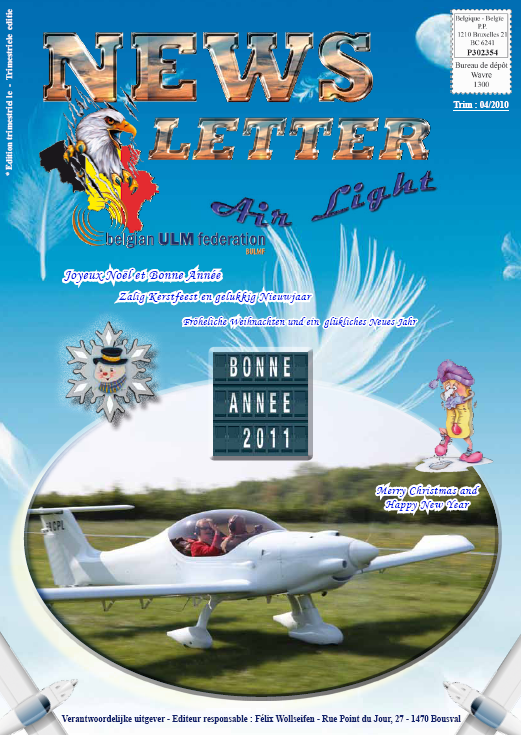 Newsletter 4-2010 (+/- 12 MB)