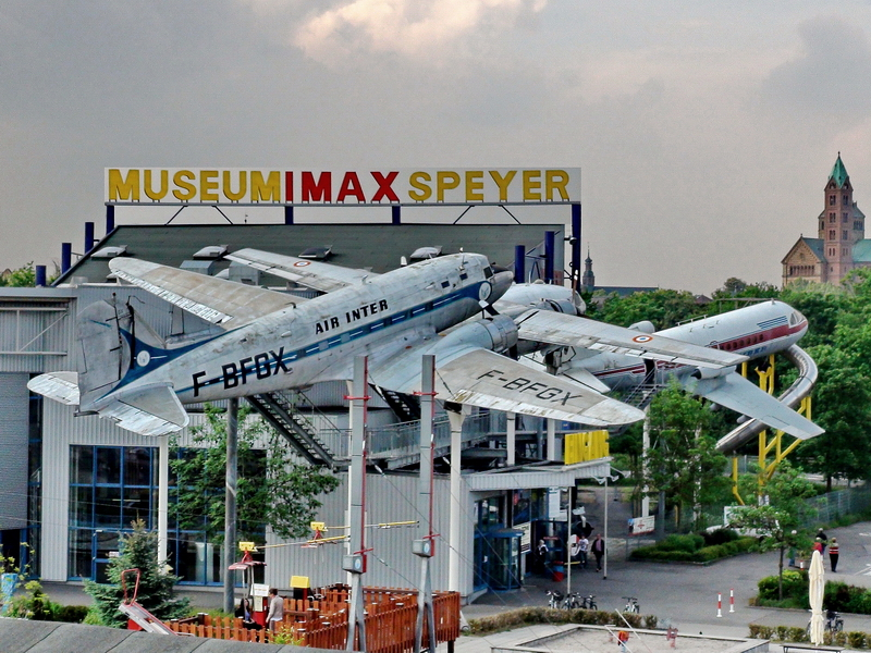 Technik Museum Speyer - Once upon a time