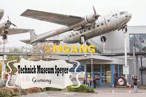 Technik Museum Speyer - Entrance